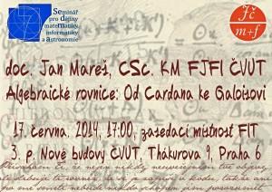 Cardano-Galois